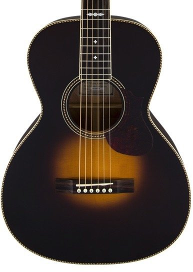 Gretsch G9531 Style 3 Double-0 Grand Concert? Acoustic Guitar, Appalachia Cloudburst