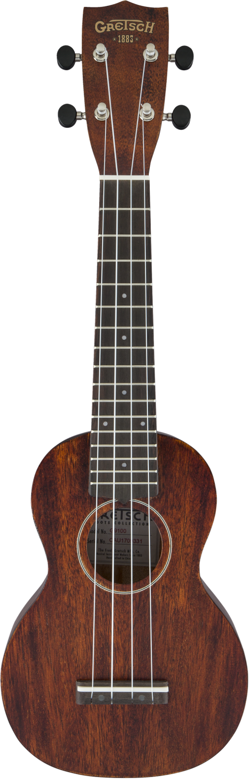 Gretsch G9100 Soprano Ukulele