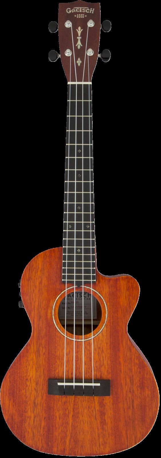 Gretsch G9121 A.C.E. Tenor Acoustic-Electric Ukulele with Gig Bag