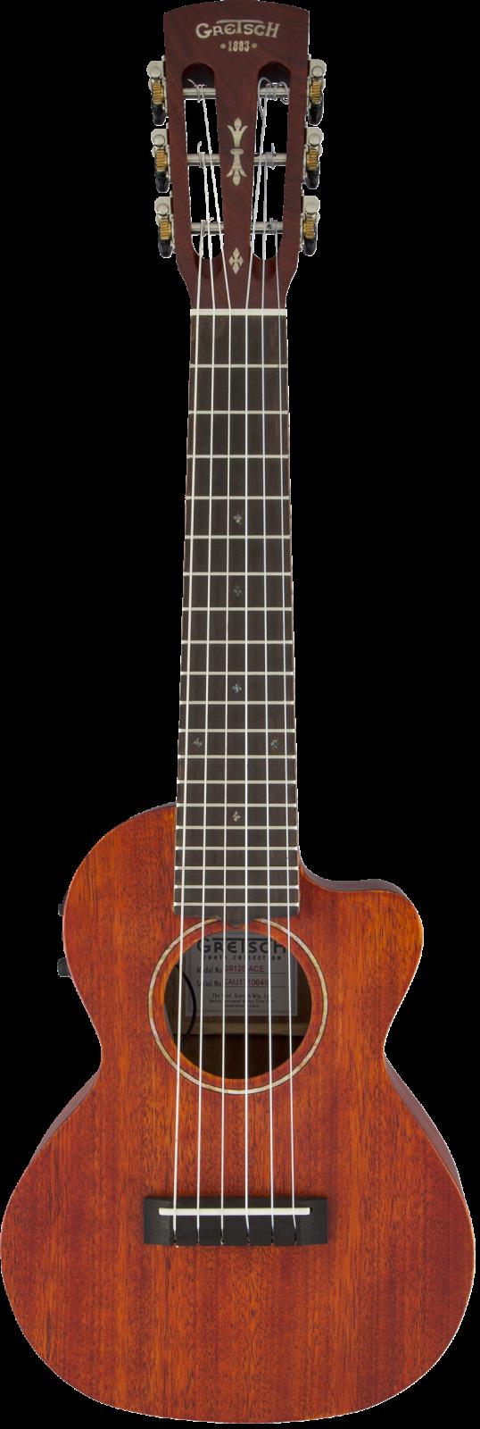 Gretsch G9126 A.C.E. 6 String Guitar-Ukulele Acoustic-electric with Gig Bag