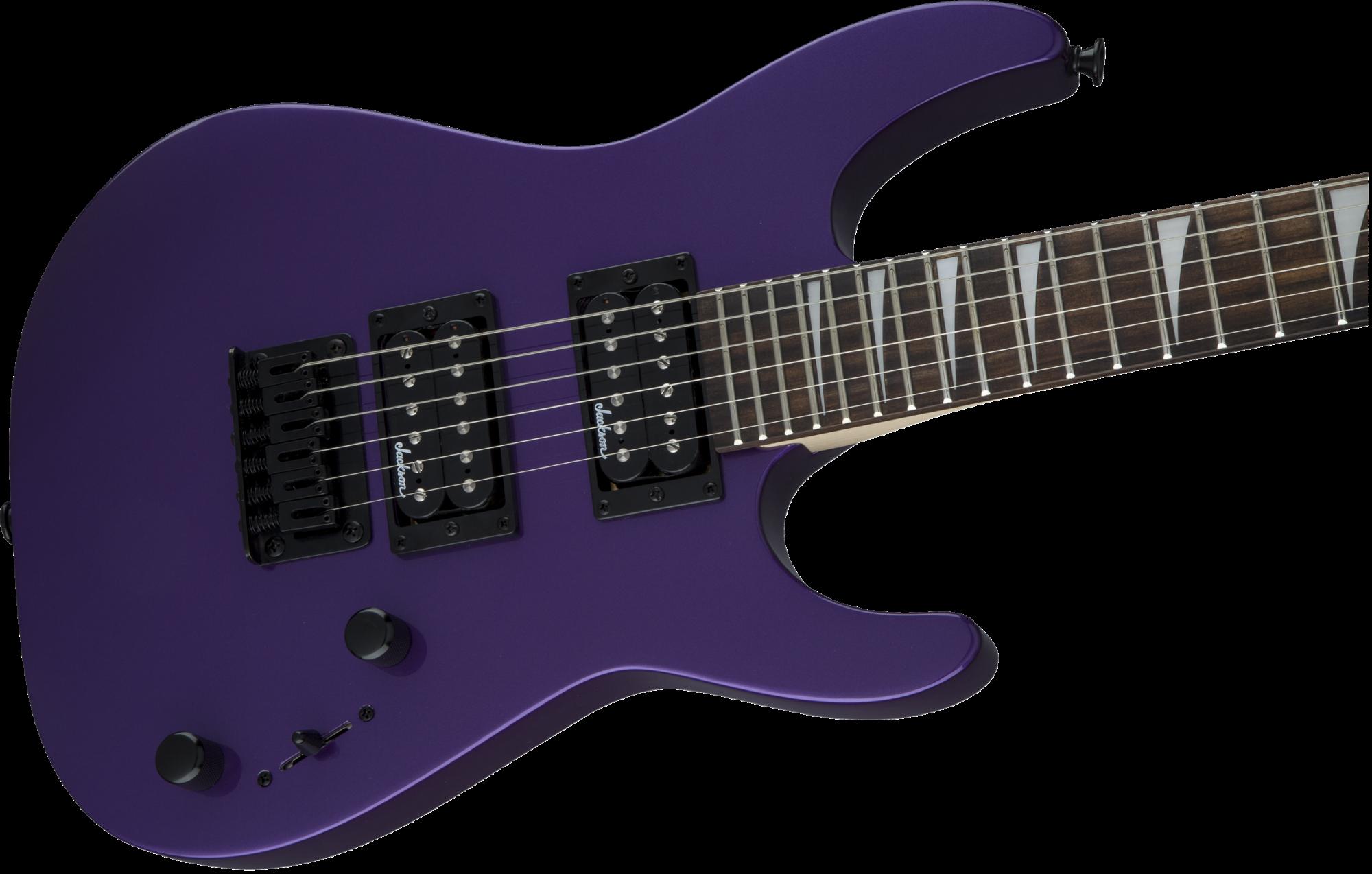 Jackson JS Series Dinky Minion JS1X Pavo Purple