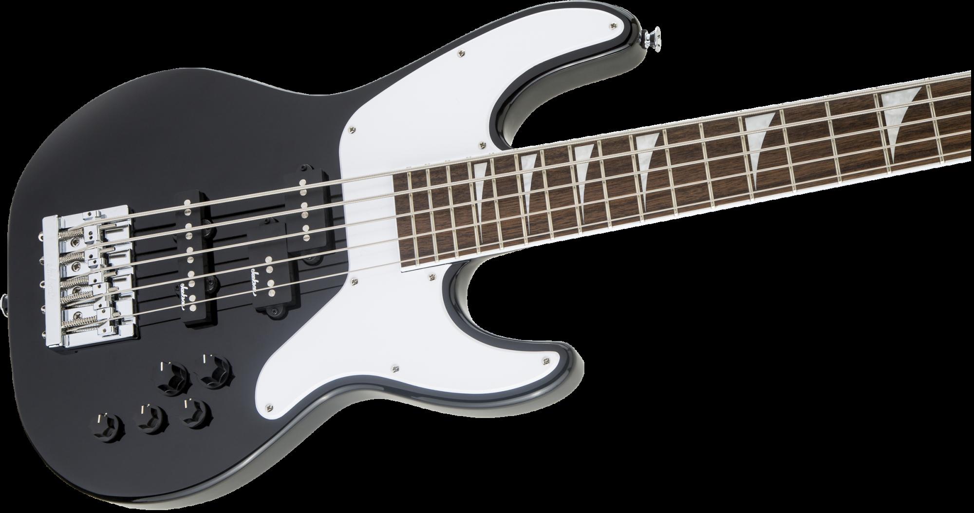 Jackson X Series Concert Bass CBXNT V, Gloss Black