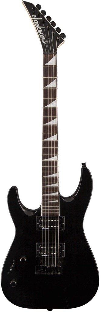 Jackson JS Series Dinky DKA JS22 LH,  Gloss Black