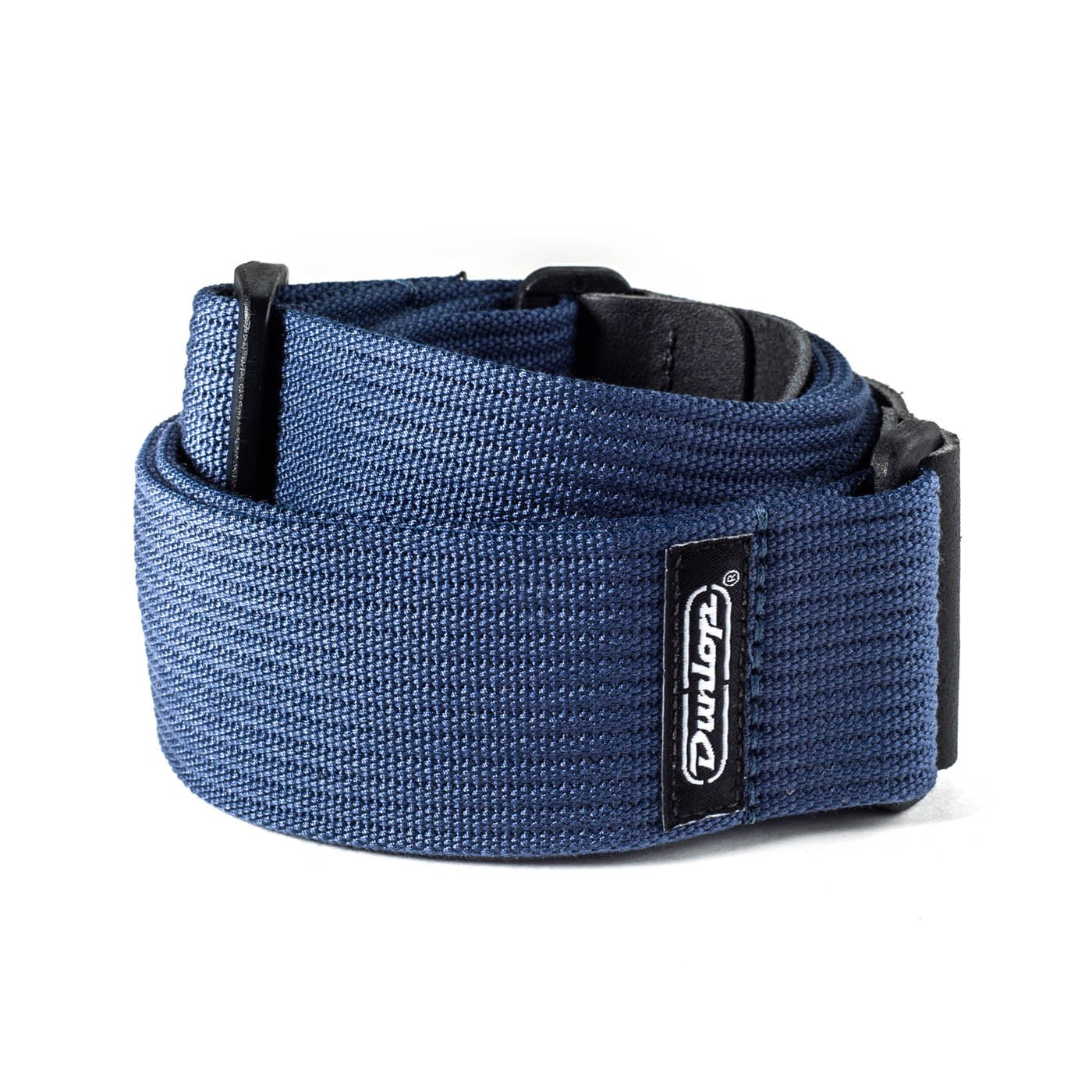 Dunlop Ribbed Cotton Strap - Navy Blue