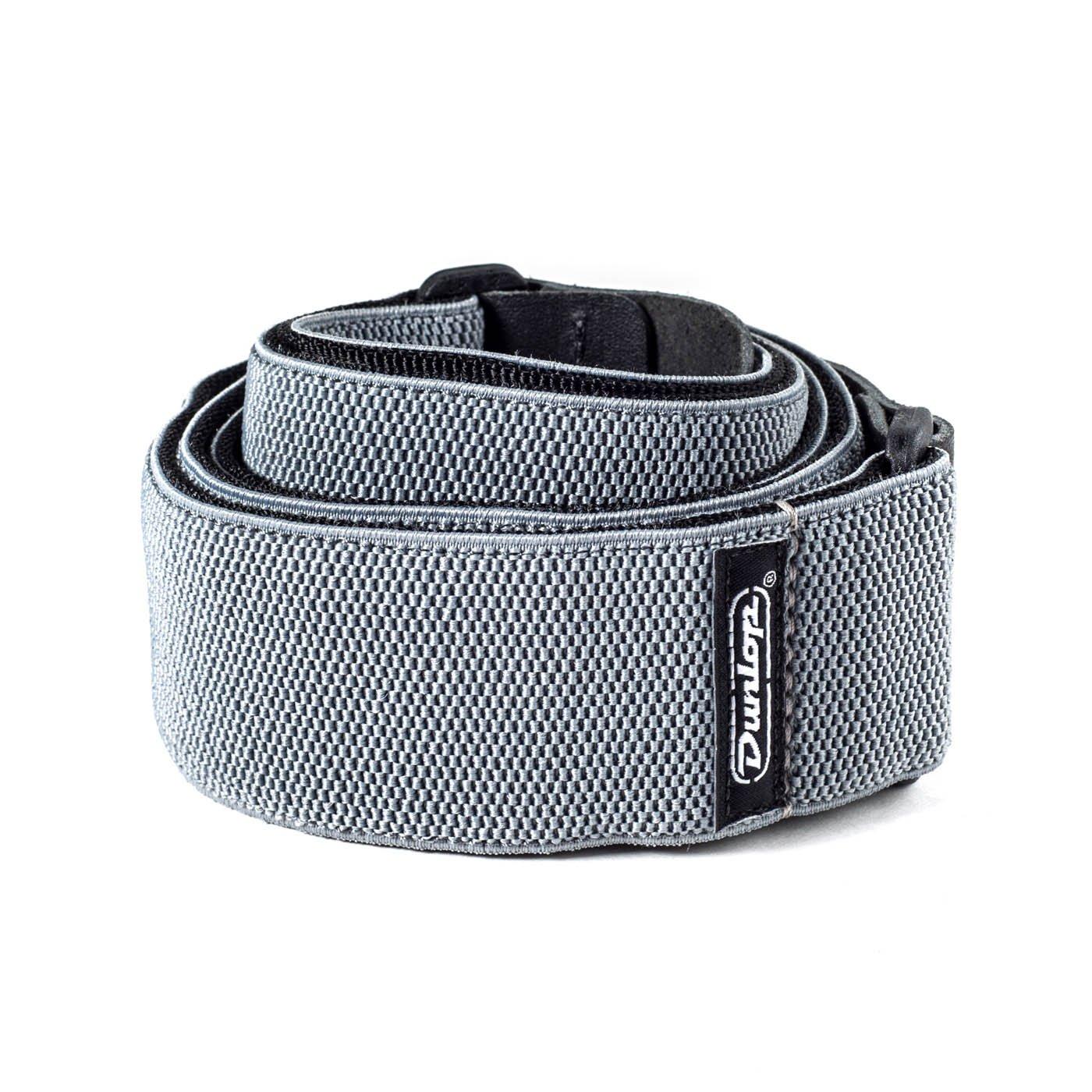 Dunlop D69-01GY Mesh Strap - Steel Gray