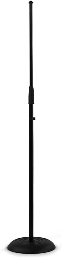 Nomad NMS-6603 Round Base Microphone Stand - Black