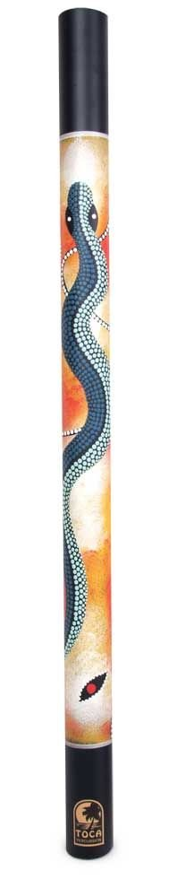 Toca 39 Rainstick - Boa Snake Finish