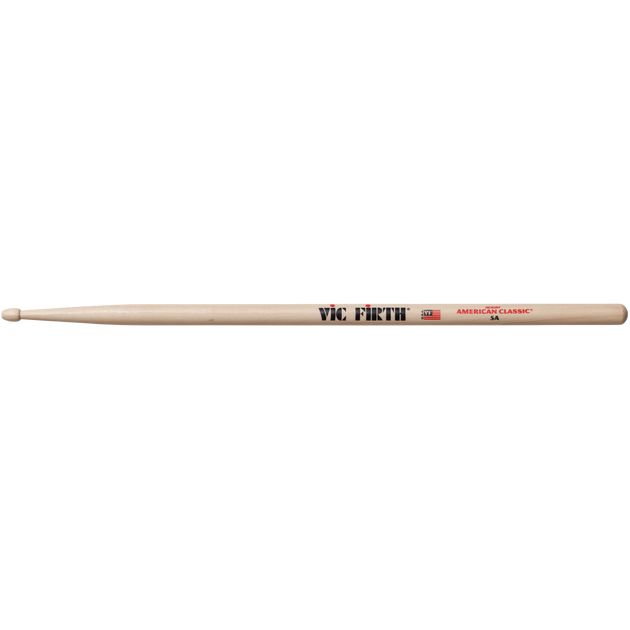 Vic Firth American Classic 5A Wood Tip Drumstick