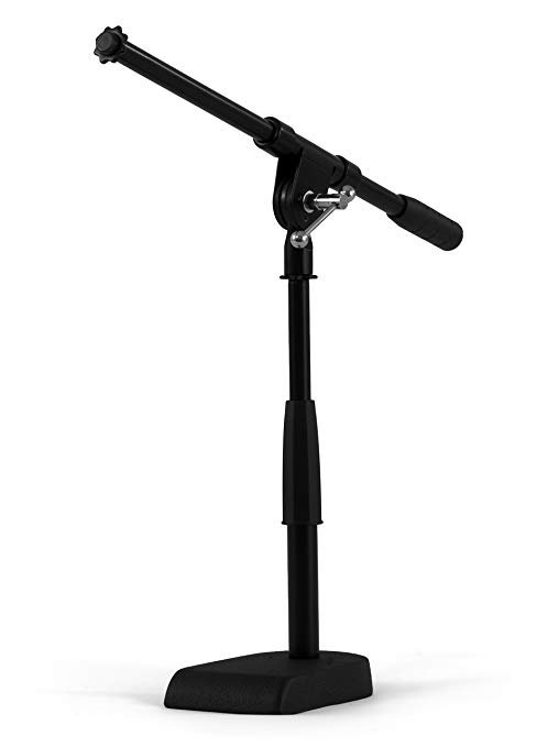 Nomad NMS-6163 Mini-Boom Microphone Stand-Black