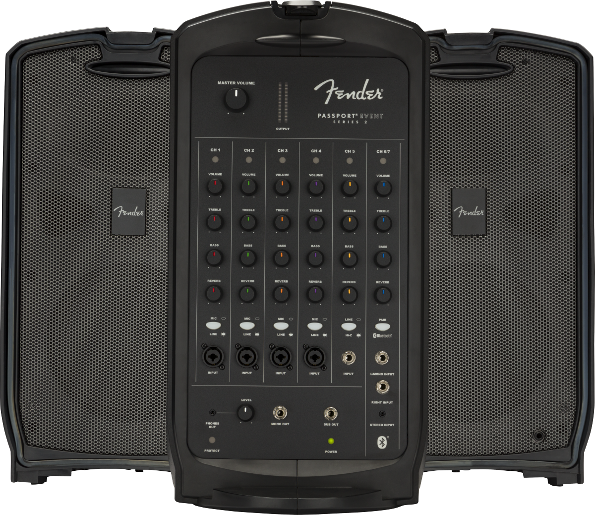 Fender Passport Event Series 2 Portable PA System