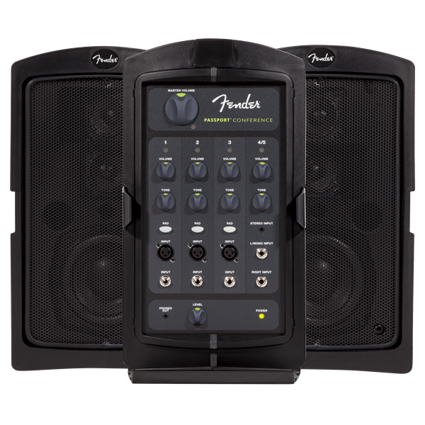 Fender Passport Conference, 120V, Black