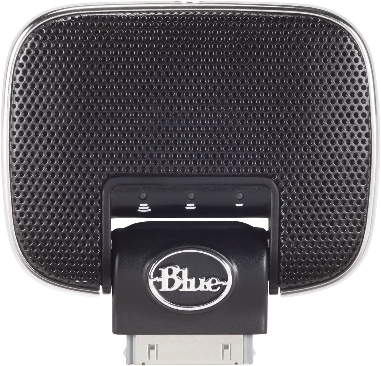 Blue Mikey Digital iPhone 4th Generation USB/iOS Microphone