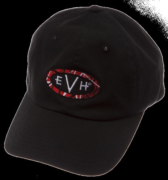 EVH Baseball Hat Black