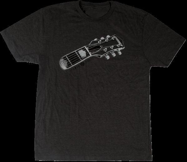 Gretsch Headstock T-Shirt Gray L