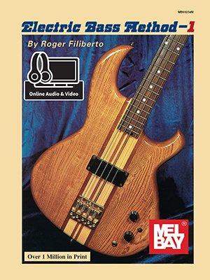 Mel Bay Electric Bass Method 1