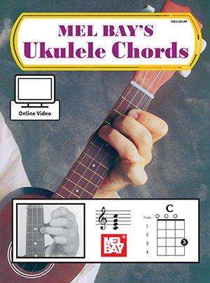 Mel Bay's Ukulele Chord Book