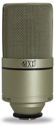 MXL 990 Condenser Microphone Kit
