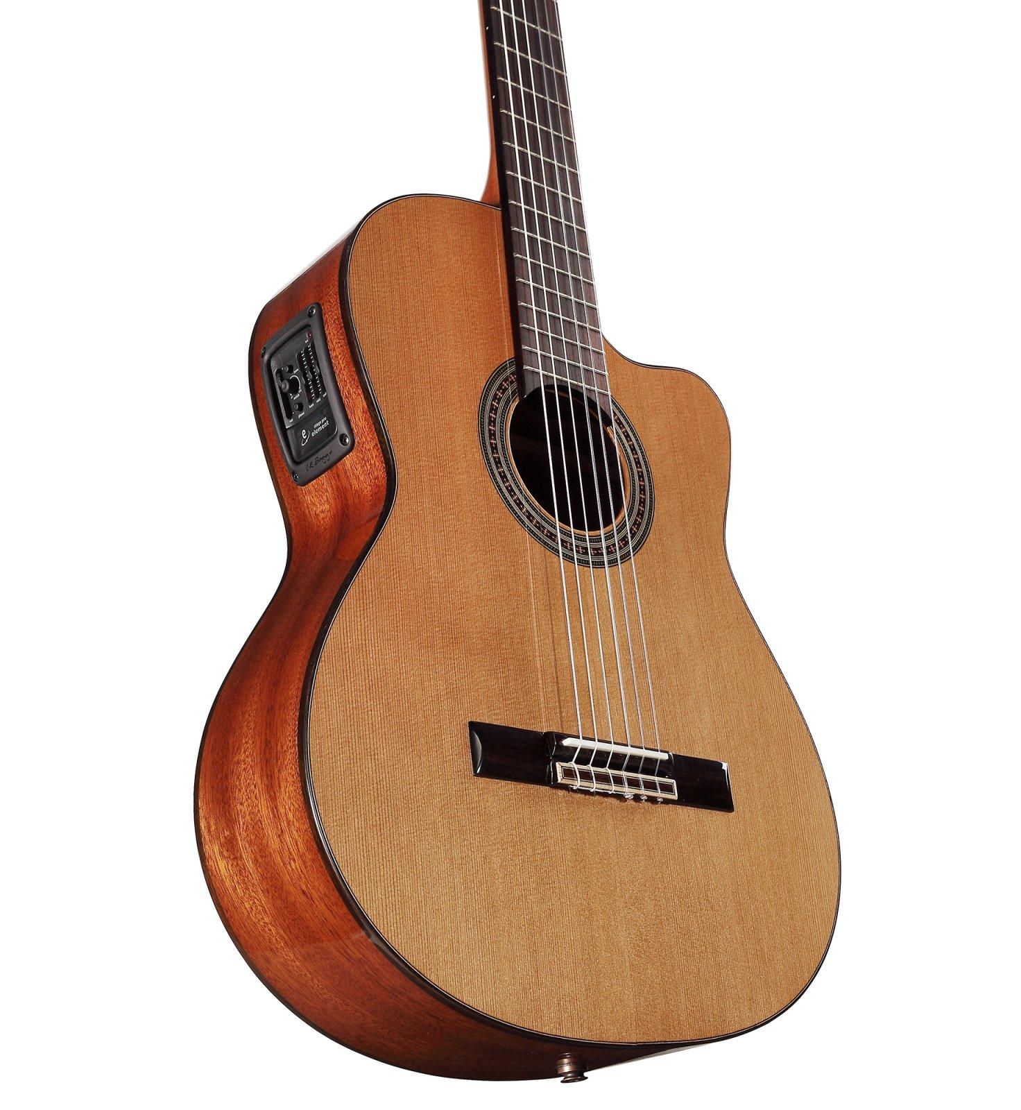 Alvarez Artist AC65HCE Classical Acoustic-Electric w/ Cutaway, EQ