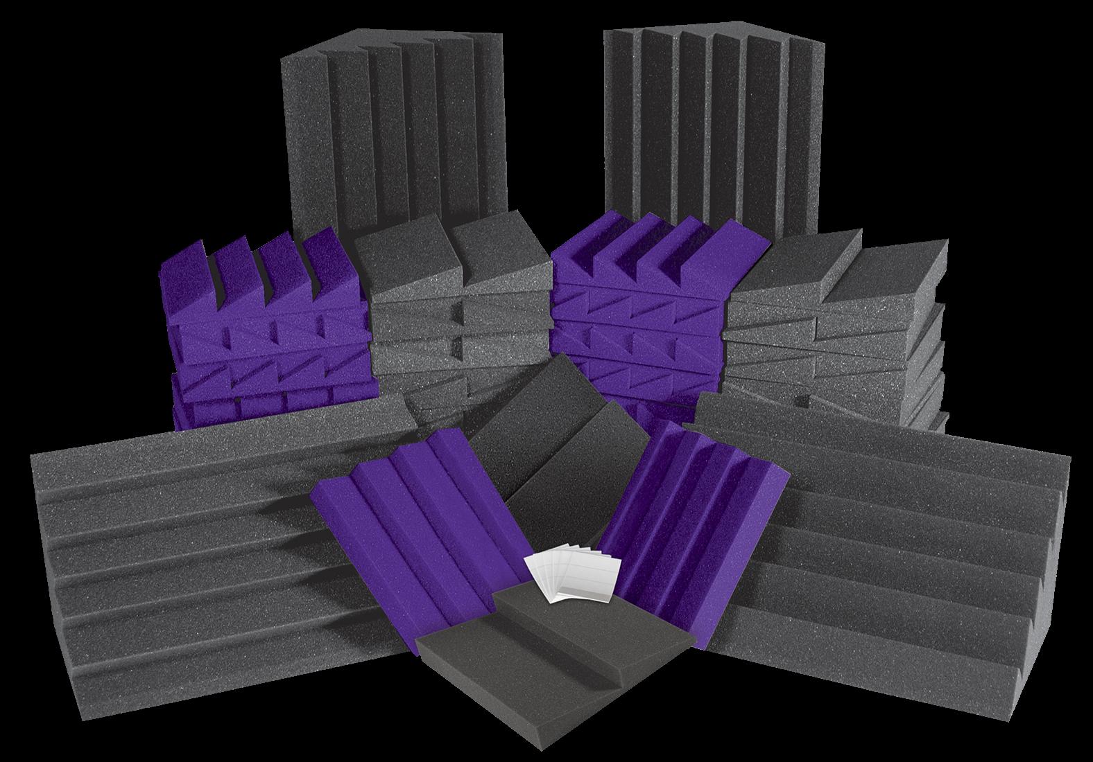 Auralex Alpha-DST Roominator Kit - Charcoal