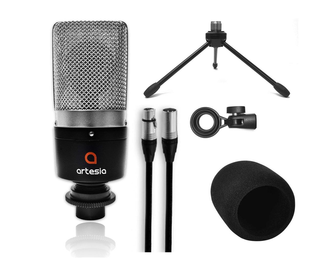 Artesia Pro AMC-10 Studio Condenser Microphone