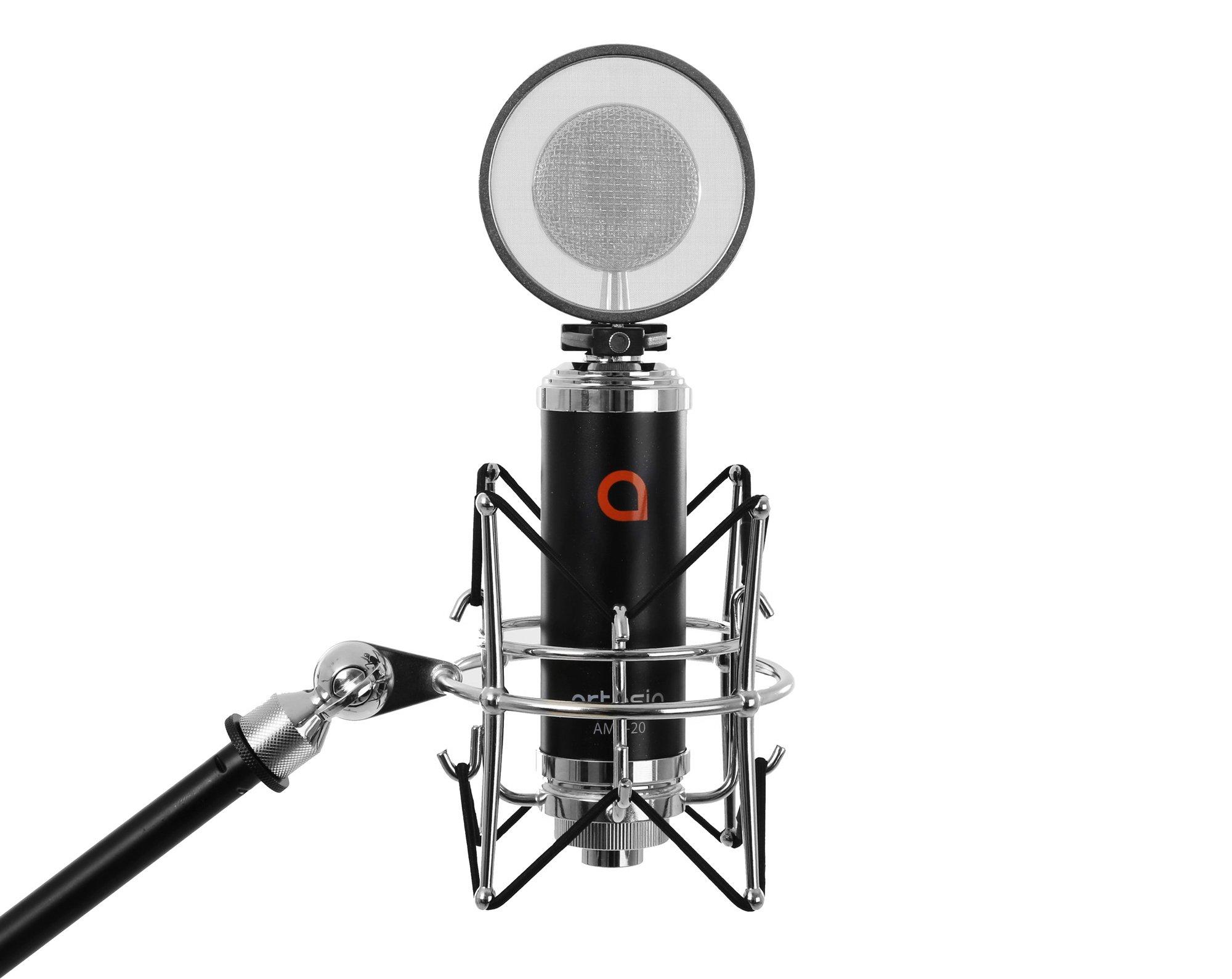 Artesia Pro AMC-20 Studio Cardioid Condenser Microphone