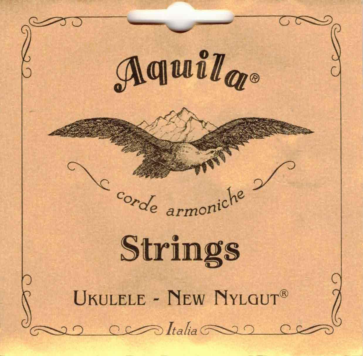 Aquila 15U Tenor Low-G Ukulele Strings