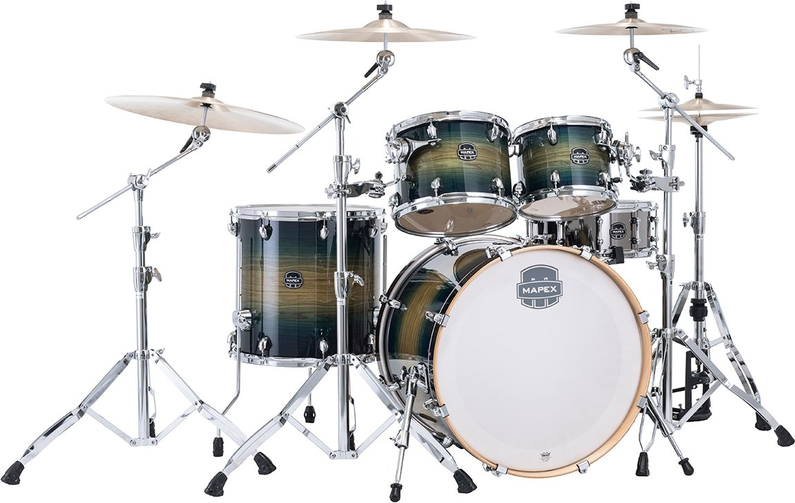 Mapex Armory Series AR529SCET 5-Piece Rock Shell Pack