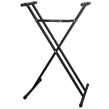 Casio Deluxe Double Brace X Keyboard Stand