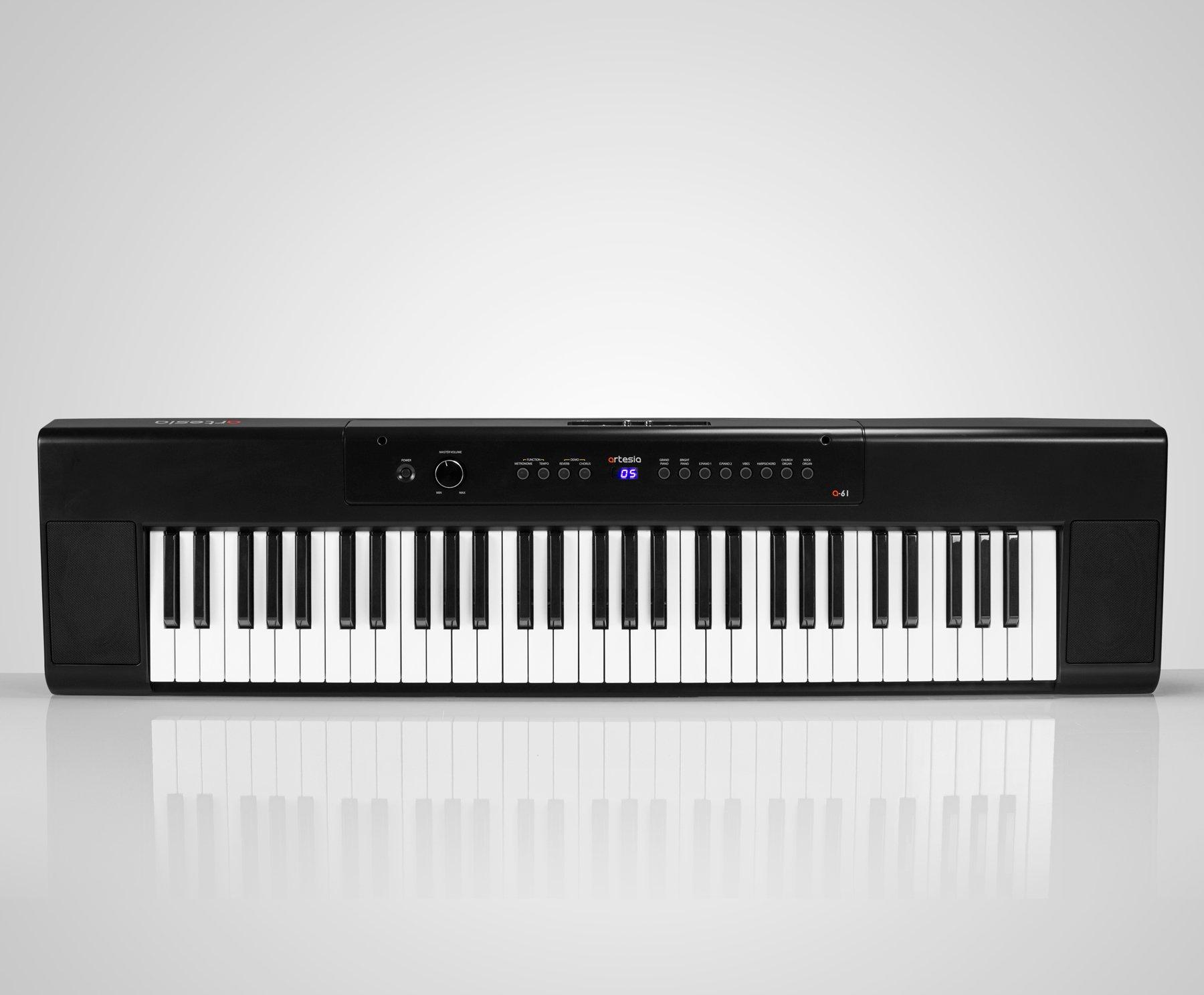 Artesia Pro A-61 61-Note Mobile Piano