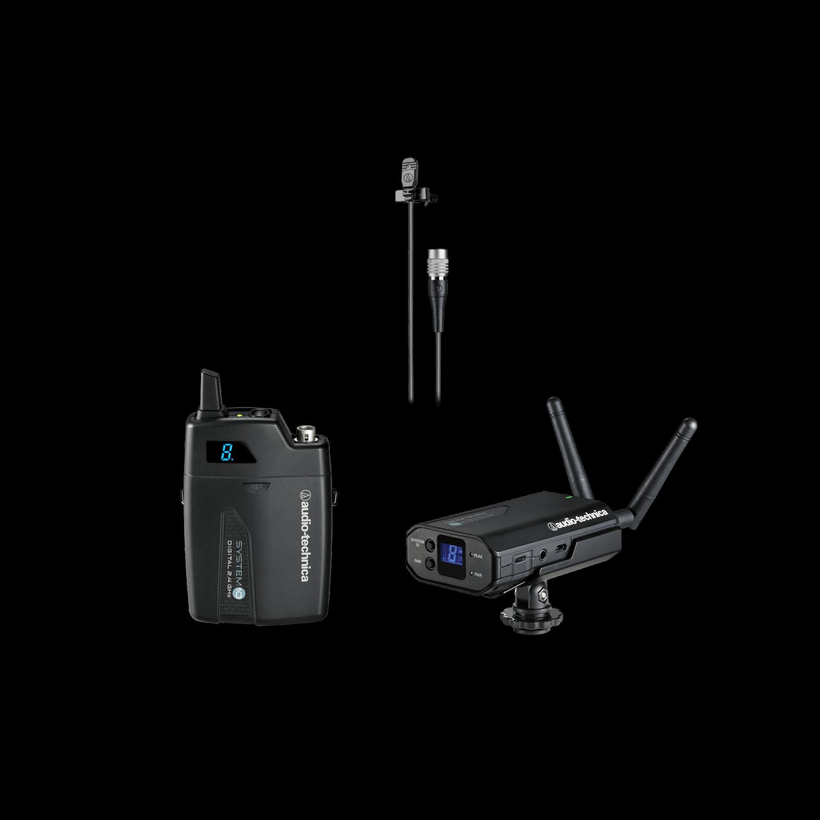 Audio-Technica ATW-1701/L Portable Camera-Mount Wireless System