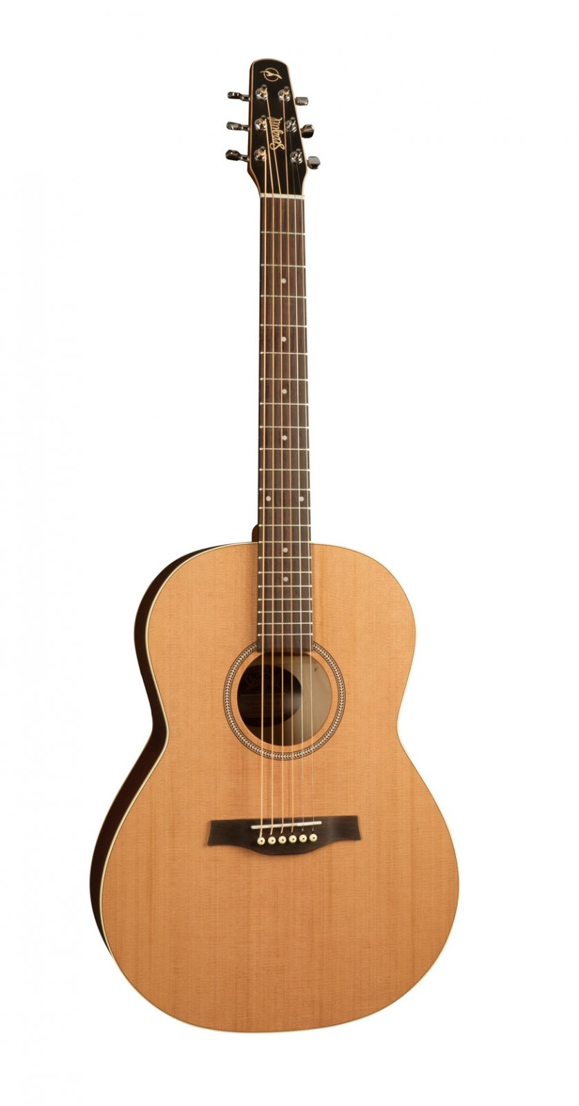 Seagull Coastline Folk Cedar QI Acoustic-Electric Guitar