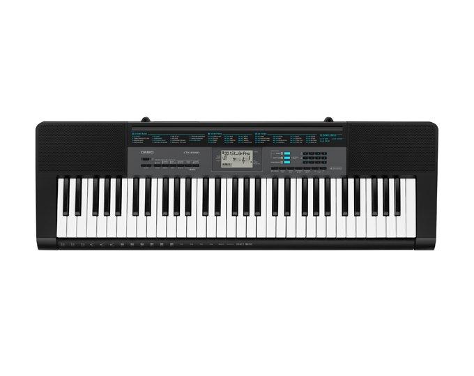 Casio CTK-2550 61-Note Portable Keyboard