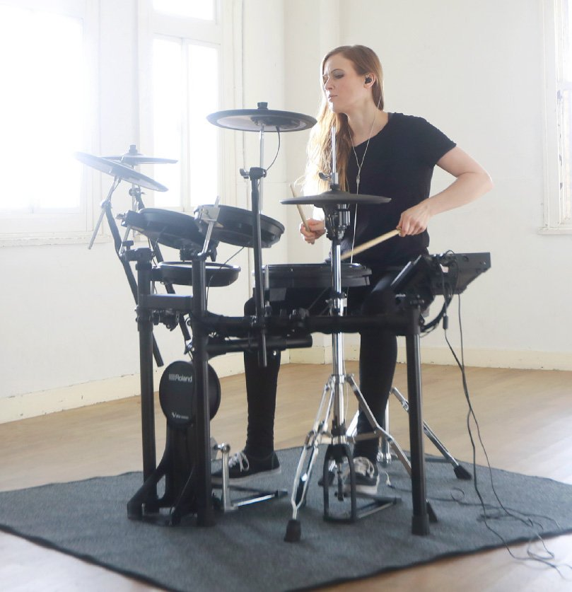 Roland TD-17KV-S Electronic Drum Kit