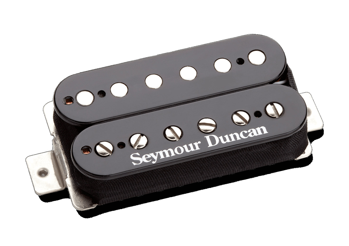Seymour Duncan TB-6 Distortion Trembucker Bridge - Black
