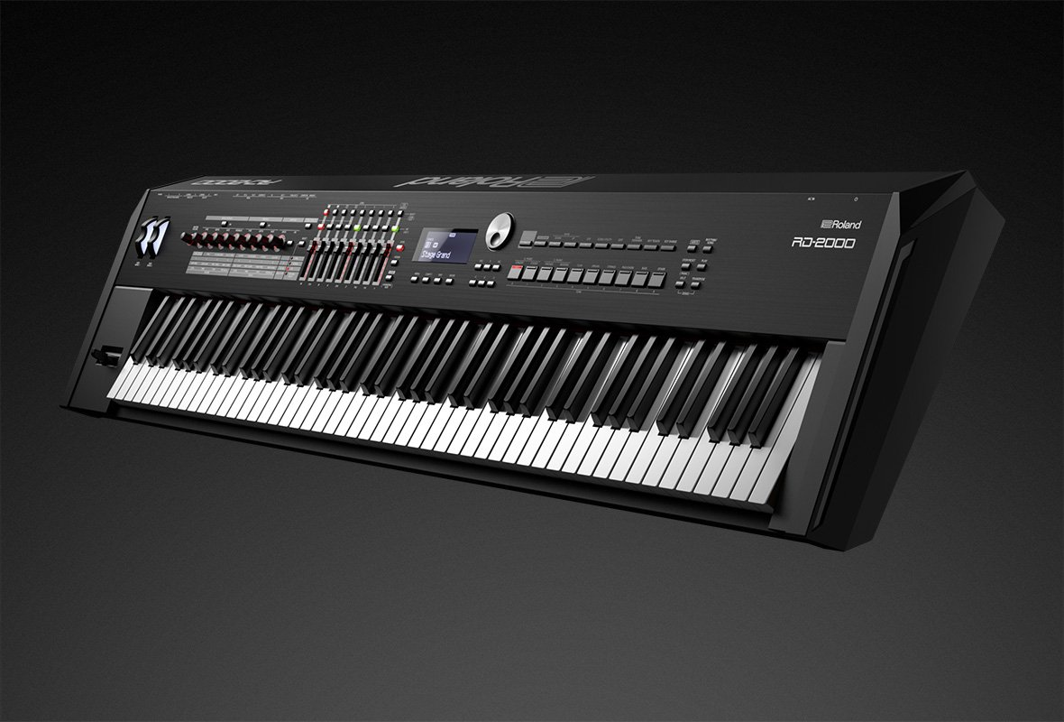 Roland RD-2000 Premium Action and Advanced Controller Keyboard