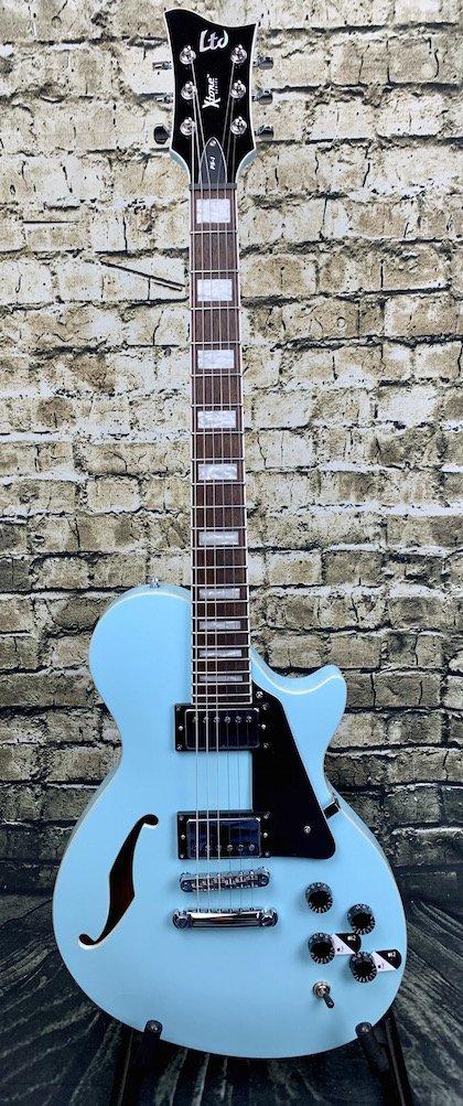 LTD X-Tone Series Sonic Blue