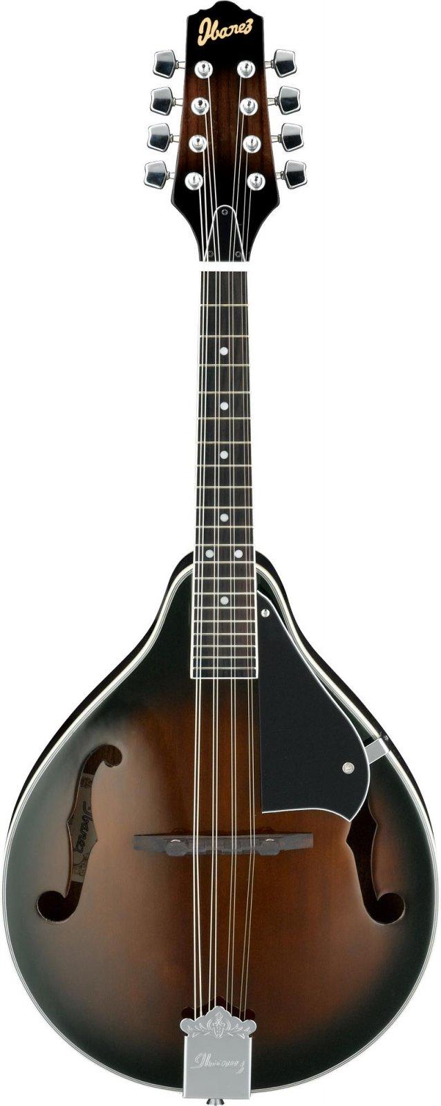 Ibanez M510DVS A-Style Mandolin - Dark Violin Sunburst