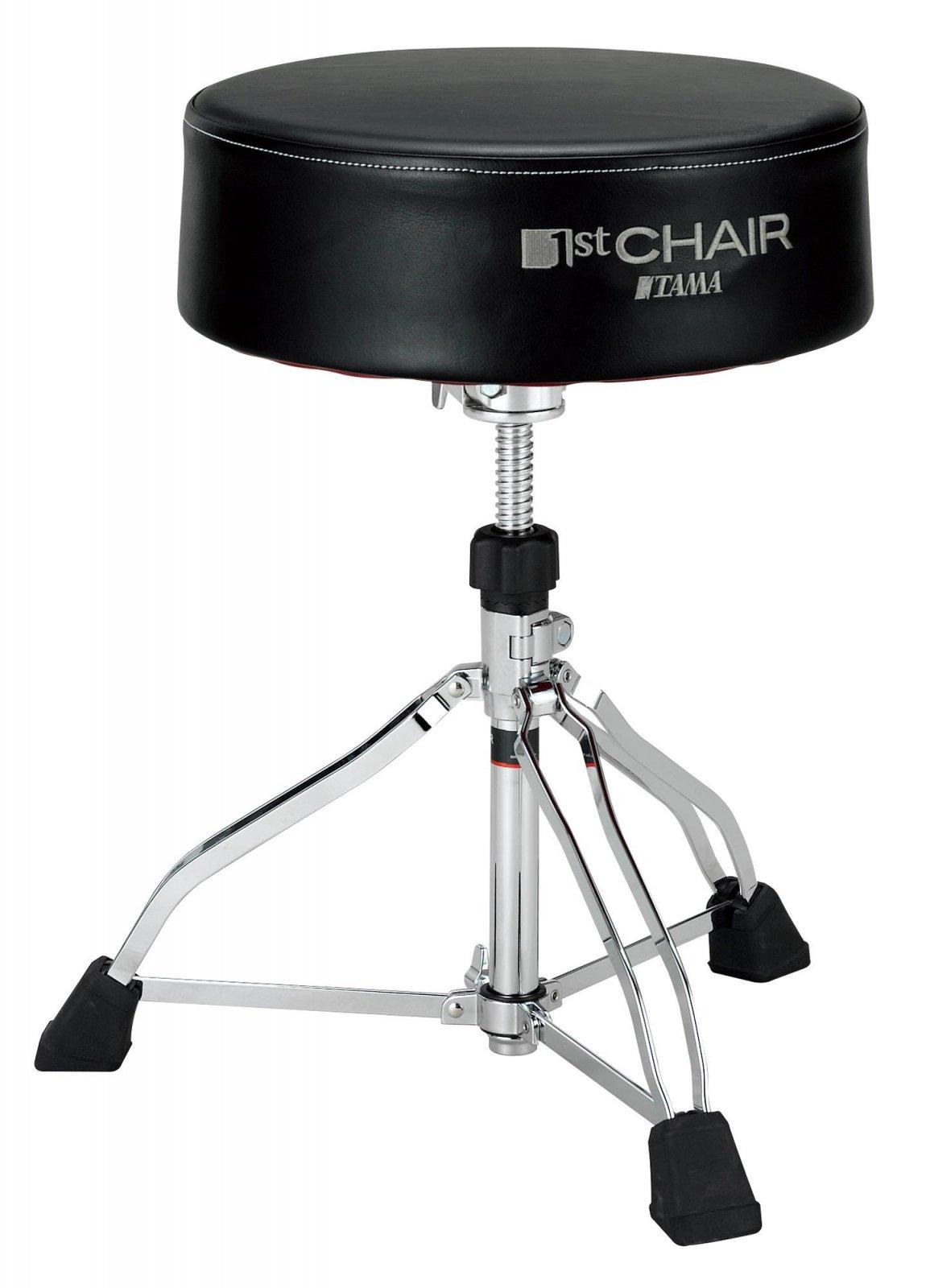 TAMA HT830B 1st Chair Round Rider XL Drum Throne