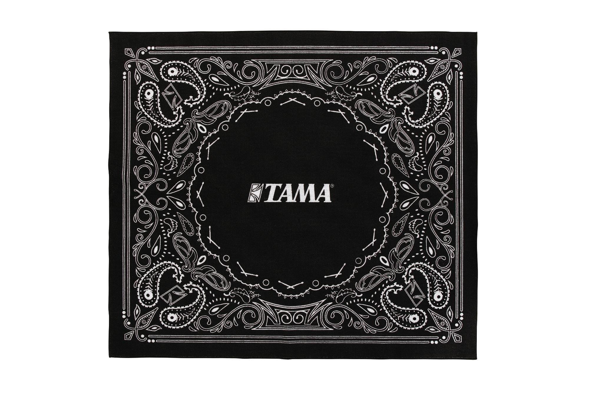 Tama TDRPA Drum Rug - Paisley Pattern