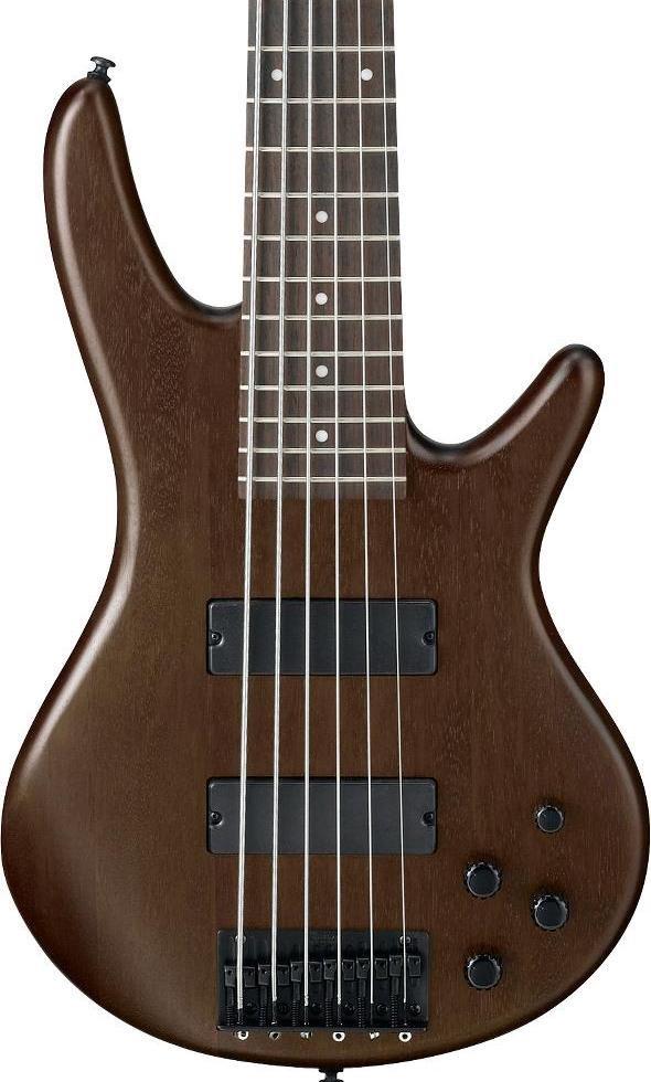 Ibanez GSR206B 6 String Bass - Walnut Flat