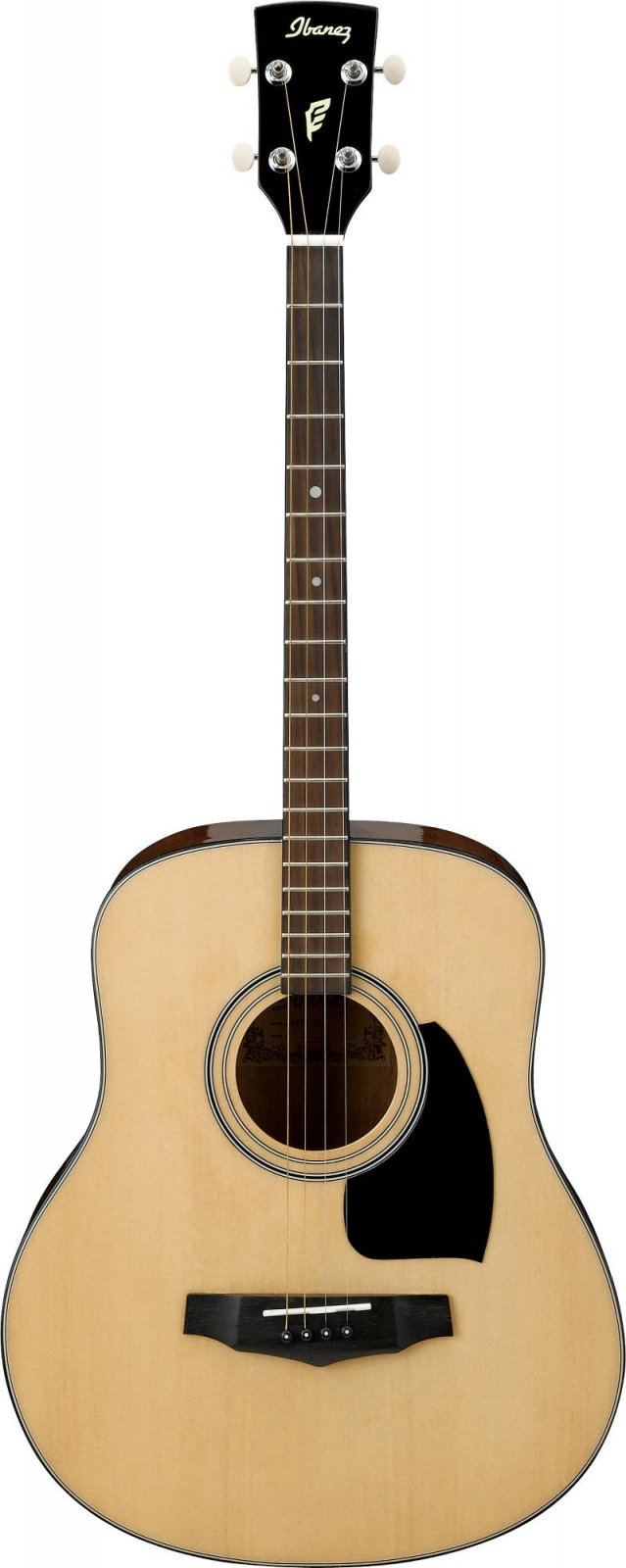 Ibanez PFT2NT Performance Series Tenor Acoustic Guitar - Natural