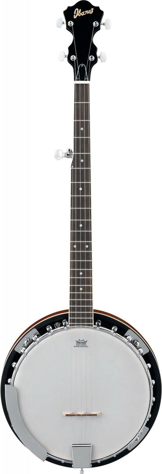 Ibanez B50 5 String Closed Back/Resonator Banjo
