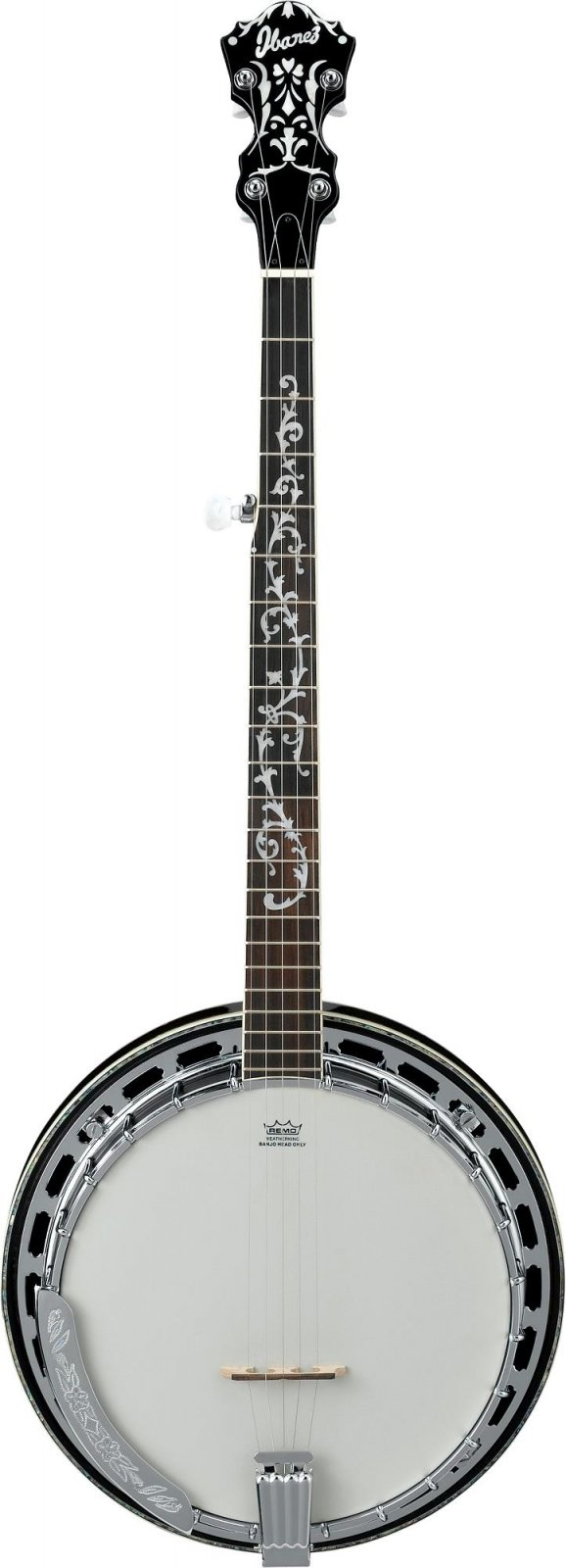 Ibanez B300 5 String Closed Back/Resonator Banjo