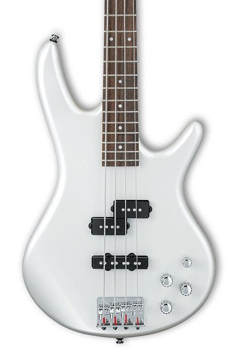 Ibanez GSR200 4 String Electric Bass - Pearl White