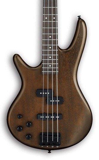 Ibanez GSR200BL-WNF Lefty Bass Guitar - Walnut Flat