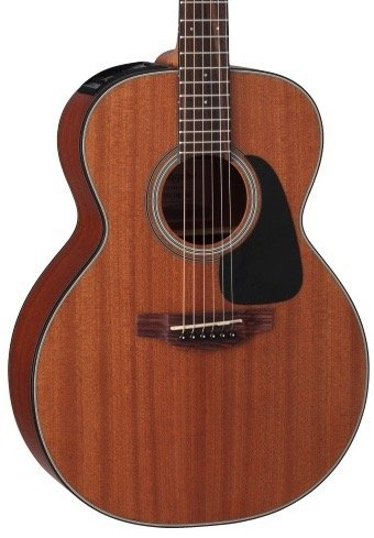 Takamine GX11ME 3/4 Acoustic-Electric Guitar-Natural w/Gig Bag