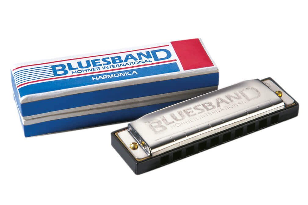 Hohner Blues Band Harmonica-Key of C