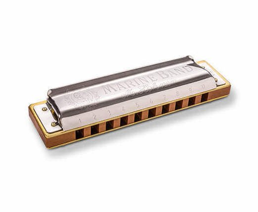 Hohner Marine Band 1896 Key of Eb Diatonic Harmonica