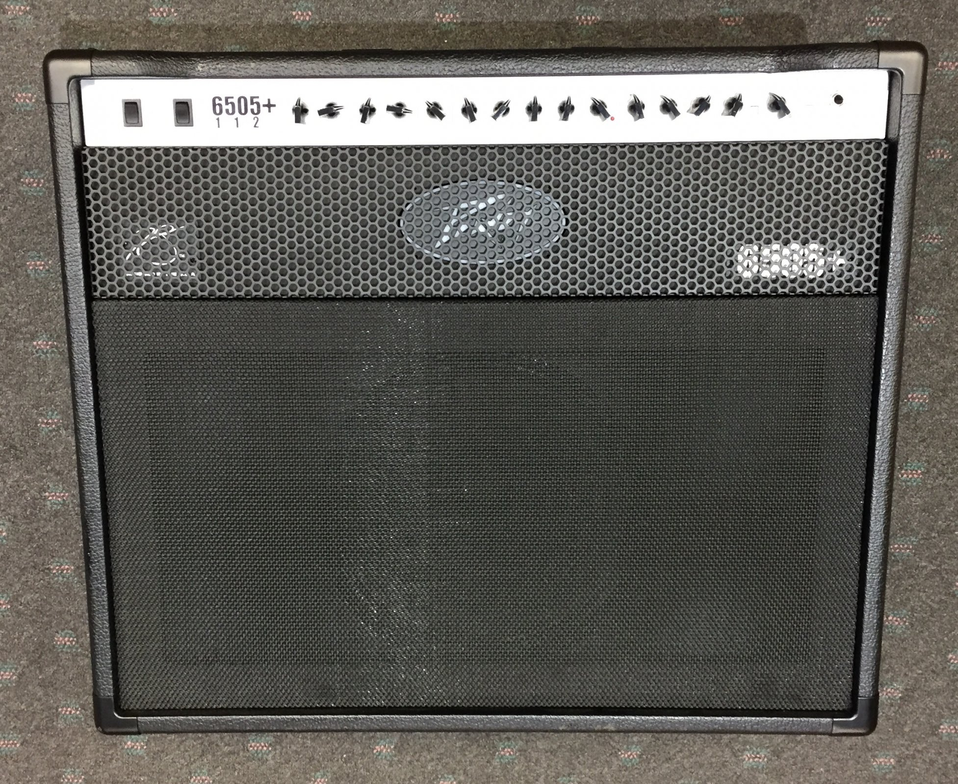 USED Peavey 6505 + 112 Tube Guitar Amp w/Footswitch
