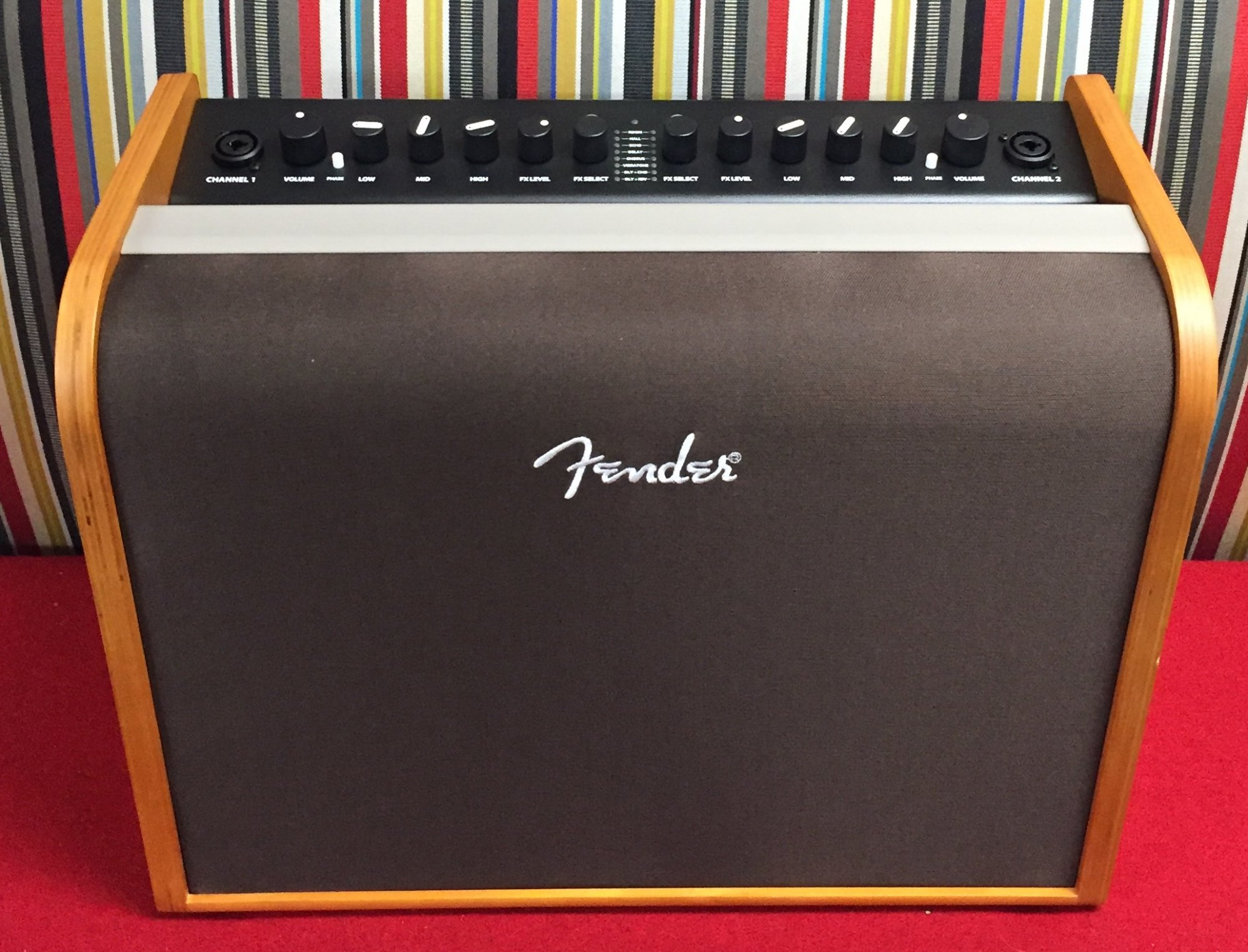 DEMO Fender Acoustic 100 Acoustic Guitar Amp
